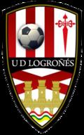 UD Logrones team logo