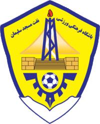 Naft Masjed Soleyman team logo