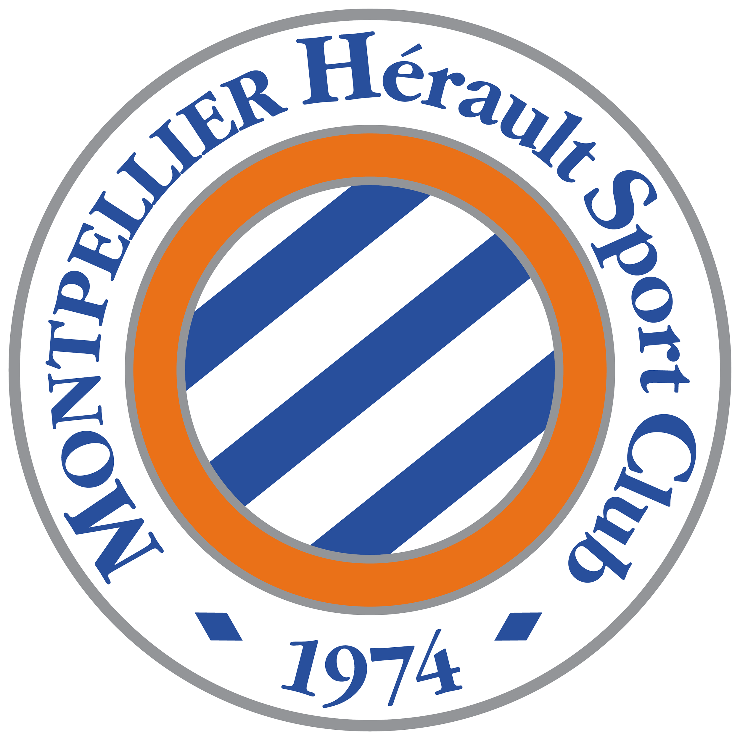 Montpellier team logo