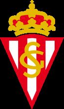 Sporting Gijon B team logo