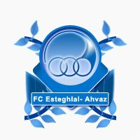 Esteghlal Ahvaz team logo