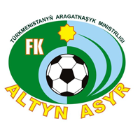 Altyn Asyr team logo