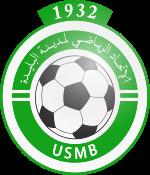 USM Blida team logo