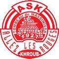 Khroub team logo