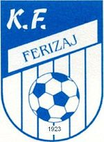 Ferizaj team logo