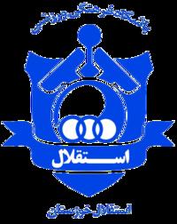 Esteghlal Khuzestan team logo