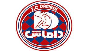 Damash Gilan team logo