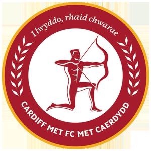 Cardiff Metropolitan team logo