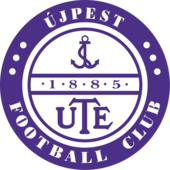 Ujpest team logo