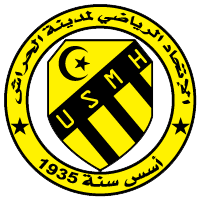 USM El Harrach team logo