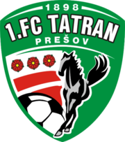 FC Tatran Presov team logo