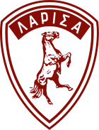 Larisa team logo