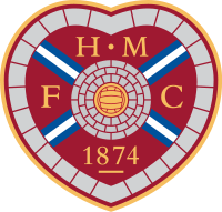 Hearts team logo