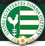 Gyori Eto FC team logo