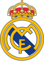 Real Madrid team logo