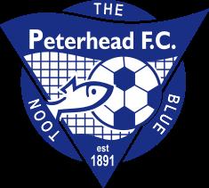Peterhead team logo