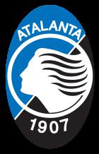 Atalanta team logo