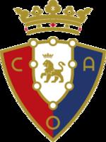 Osasuna team logo