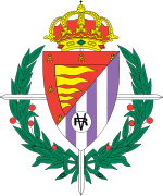 Valladolid team logo