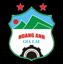 Hoang Anh Gia Lai team logo