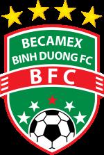 Becamex Binh Duong team logo