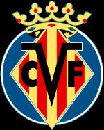Villarreal team logo
