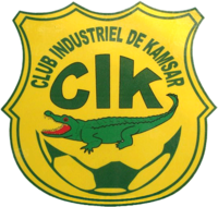 CI Kamsar team logo