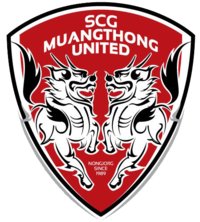 Muangthong United team logo