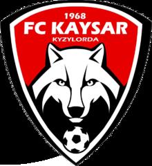 FC Kaysar team logo