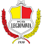 Legionovia Legionowo team logo