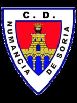 Numancia team logo
