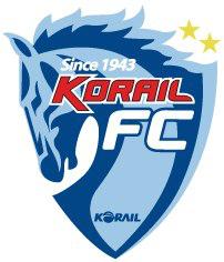 Daejeon Korail team logo