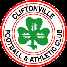 Cliftonville FC team logo