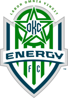 OKC Energy team logo