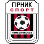 Hirnyk-Sport team logo