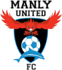 Manly United FC team logo