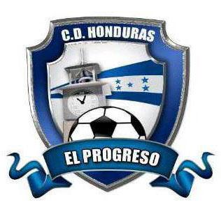 CD Honduras team logo