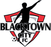Blacktown City team logo