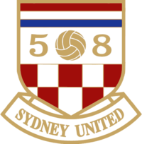 Sydney United 58 FC team logo