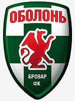Obolon-Brovar Kiev team logo