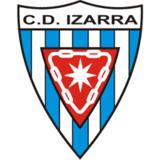 CD Izarra team logo