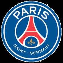 Paris Saint Germain (w) team logo