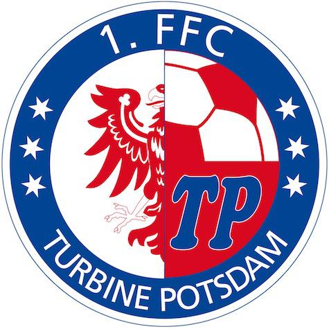 Turbine Potsdam (w) team logo