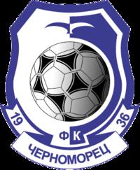 Chernomorets Odessa team logo