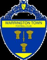 Warrington Town team logo