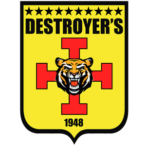 Club Destroyers team logo