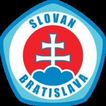 Slovan Bratislava team logo