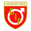 Degerfors IF team logo