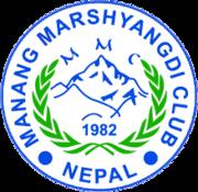 Manang Marshyangdi team logo