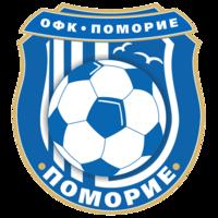 OFC Pomorie team logo